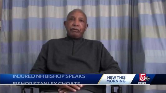 Pastor shot during wedding in NH has message for parish