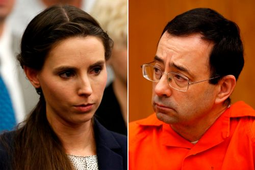 Michigan State University Reaches $500 Million Settlement With Victims Of Larry Nassar