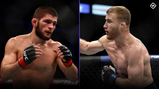 What channel is UFC 254 on today? PPV schedule, start time for Khabib Nurmagomedov vs. Justin Gaethje