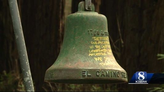 Mission bell removed from UCSC campus