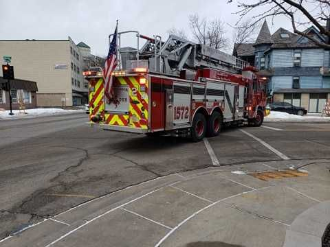 Streets in downtown Waukesha closed due to gas leak