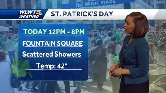 Forecast: Chilly with scattered showers