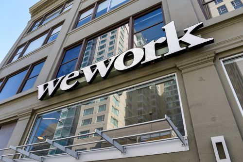 WeWork lays off 2,400 employees