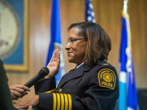 Black Virginia police chief quits, says some officers didn't like taking orders from an African American woman