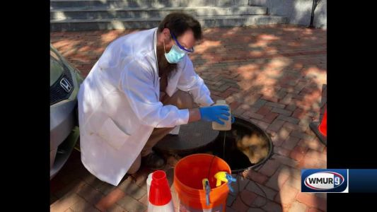 UNH conducts wastewater testing to track COVID-19