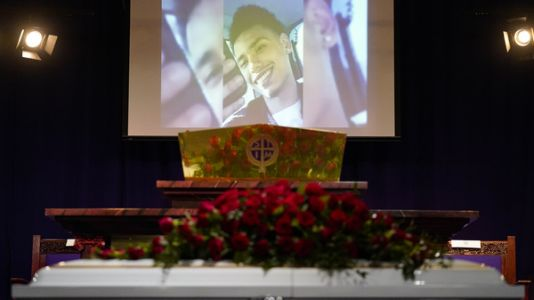 'He Was A Prince': Grief And Anger At Daunte Wright's Funeral In Minneapolis