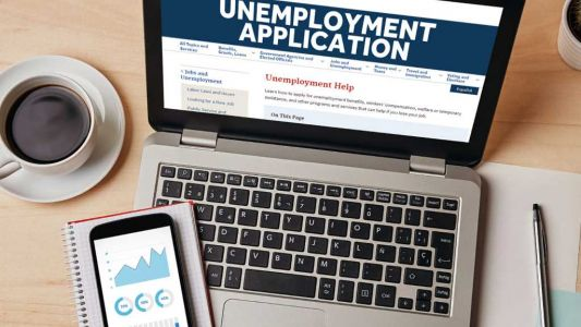 February ends with just over 12,000 new unemployment claims