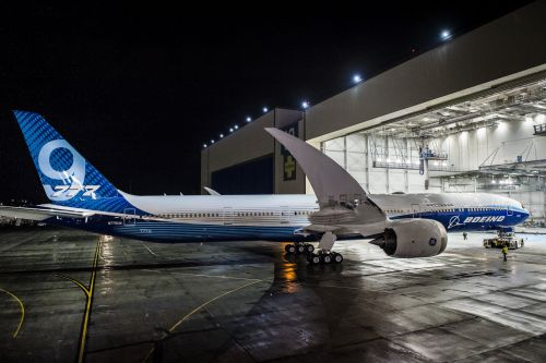 Boeing quietly unveiled the $442 million airliner that will replace the 747 jumbo jet