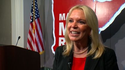 'This Is The Right Decision': Karin Housley Won't Seek 2020 Rematch With Sen. Tina Smith
