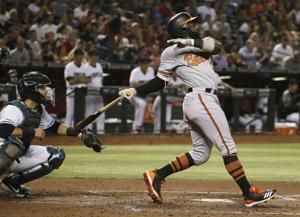 Smith, Orioles strike early in 7-2 win over Diamondbacks