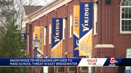 School placed on lock down after getting threat via app