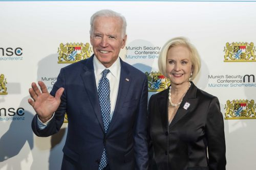 Cindy McCain endorses Joe Biden for president in rebuke of President Trump
