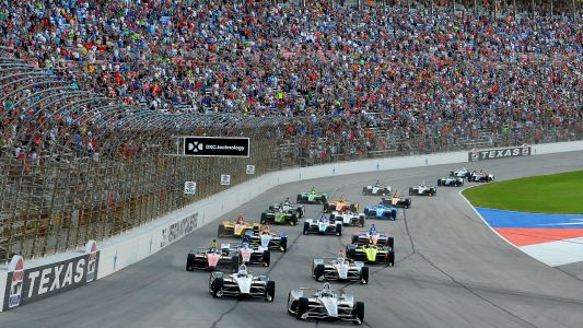 What channel is IndyCar on today? TV schedule, start time for Texas race