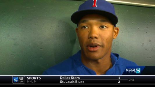 Addison Russell happy for second chance