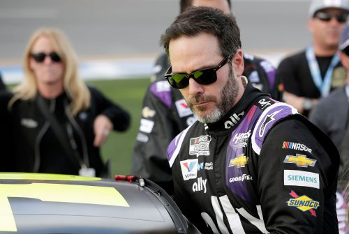 Top NASCAR driver Jimmie Johnson tests positive for coronavirus