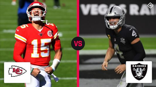 Sunday Night Football odds, line, spread: Raiders vs. Chiefs picks, predictions from NFL expert on 10-3 roll