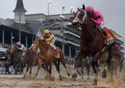 Maximum Security's owner makes $20 million challenge to several Kentucky Derby racers