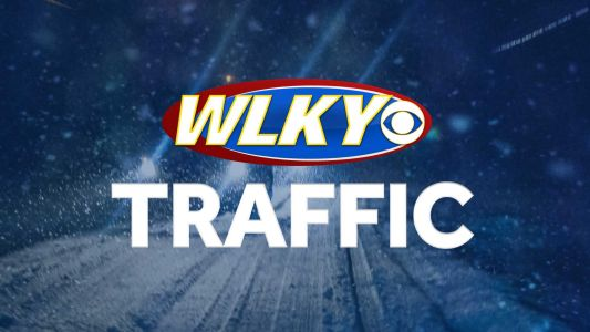TRAFFIC ALERT: Icy road conditions are blamed for numerous crashes around Louisville