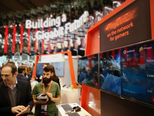 VR and cloud gaming frenzy seizes MWC as 5G hype builds