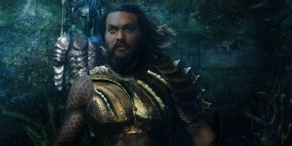 Jason Momoa is a great superhero in a visually dazzling 'Aquaman,' but it still has some flaws of the DC films before it