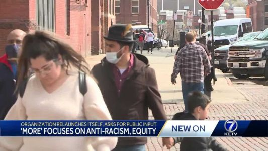 Re-invented grassroots organization focuses on anti-racism, racial equity