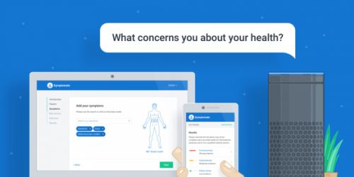 Infermedica raises $10.25 million for chatbots and voice assistants that triage health care