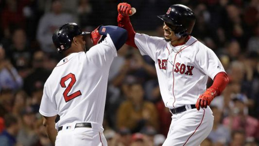 Red Sox stars Bogaerts, Betts selected to inaugural 'All-MLB' Team