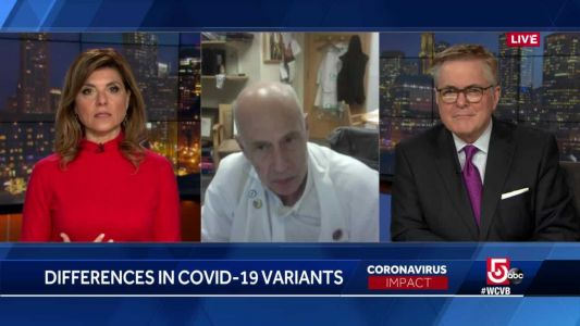 Dr. Finberg on COVID variants, vaccine rollout, stockpiles