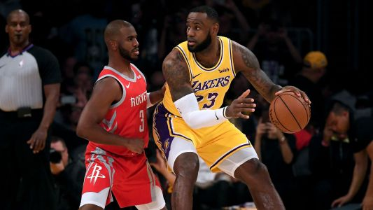 Chris Paul rumors: Could new Thunder guard join Lakers, LeBron James after potential buyout?
