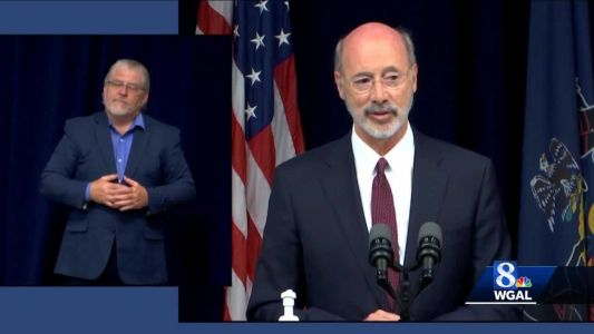 Gov. Wolf announces reforms to improve policing in Pennsylvania