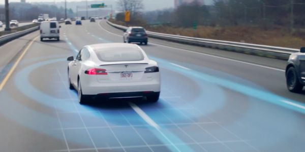 Dutch police stopped a Tesla driver after he fell asleep while driving on autopilot