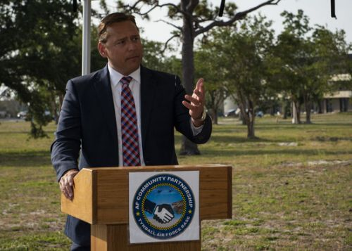Tyndall AFB PMO makes every dollar count through community partnerships