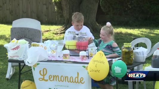 Local boy's lemonade stand gets national attention