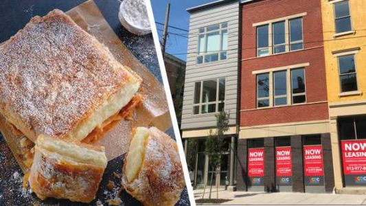 Greek bakery, café opening on Over-the-Rhine's Race Street