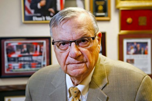 Joe Arpaio loses Arizona primary to win back county sheriff job