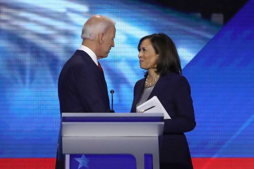 How Biden selected Kamala Harris as his running mate