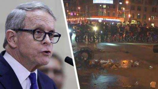 Gov. DeWine calls on service of National Guard to protect citizens of Ohio