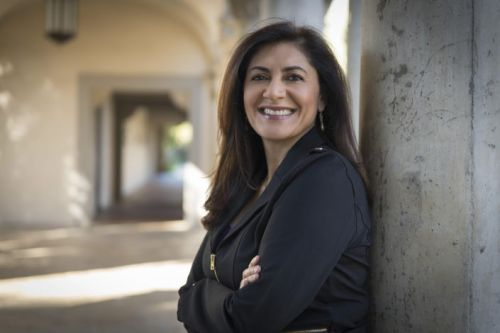 Farnaz Khadem appointed vice president for university communications