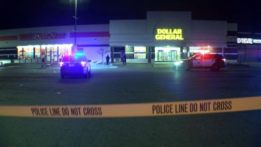 Man In Critical Condition After Being Shot Outside Minneapolis Gas Station