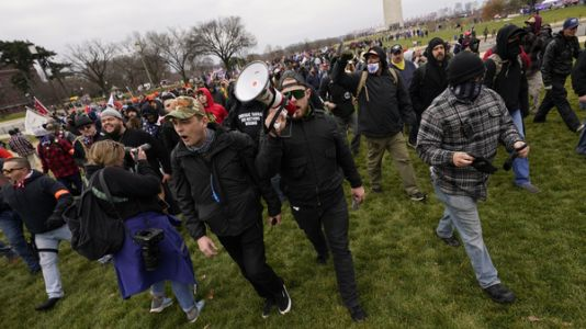 Prosecutors: Proud Boys Gave Leader 'War Powers,' Planned Ahead For Capitol Riot