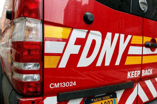 Two women dead in fire at Upper Manhattan high-rise apartment building