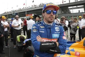 Alonso confident in team prep for another Indy 500 attempt