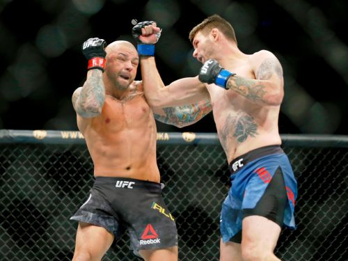 After testing leg injury, Tim Means wants UFC DC finish of Alves to lead to New Mexico spot