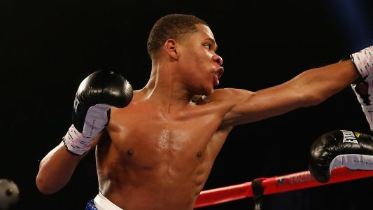 Devin Haney delivers KO of the Year candidate in win over Antonio Moran