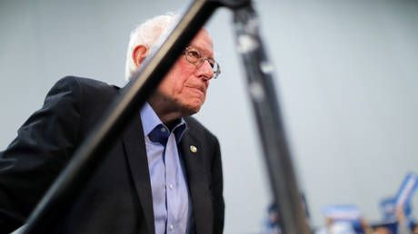 Sanders draws mixed reaction after branding Delhi unrest 'anti-Muslim mob violence' in attempt to take a dig at Trump