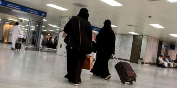 Over 1,000 Saudi women traveled without a male guardian for the first time in decades after the country loosened its sexist laws