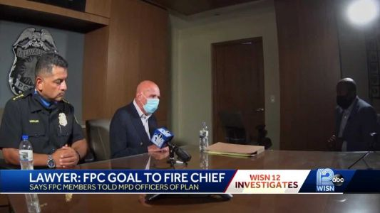 FPC head dodges questions on 'fire police chief' plot claim