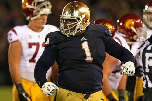 Notre Dame pays tribute to Louis Nix III after his death
