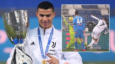 Re-Juve-nation? Record-chaser Cristiano Ronaldo admits Juventus needed confidence as cup win follows latest league setback