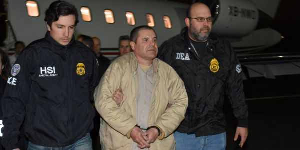 Mexican cartel kingpin 'El Chapo' Guzman found guilty in New York trial